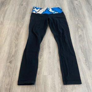 Lululemon black skinny leggings